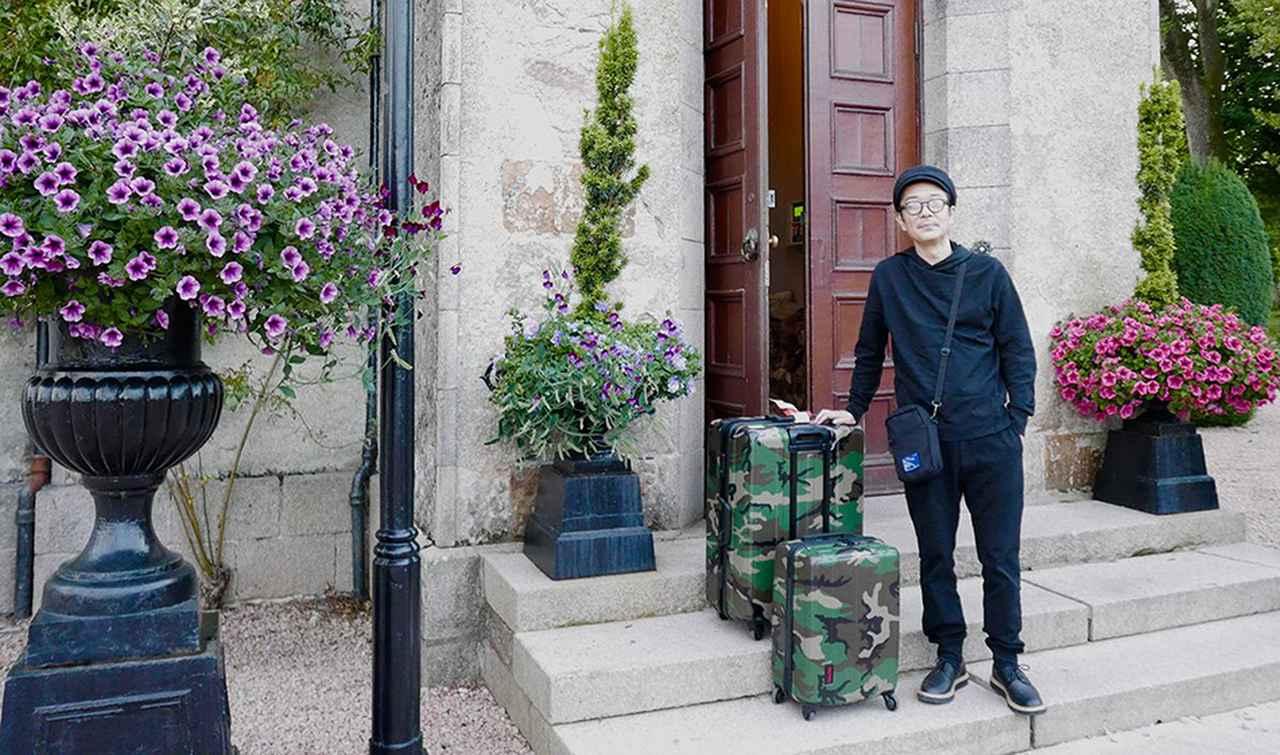 画像: 『PILGRIMS 行きたかったあの場所へ リリー・フランキー、スペイサイド編』イメージカット (C) 2018, Condé Nast Japan & WOWOW Inc.。