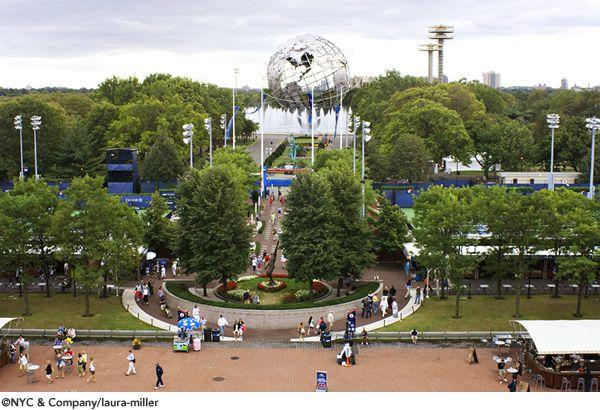 画像3: お目当ては全米オープンテニス!夏のニューヨーク旅へ