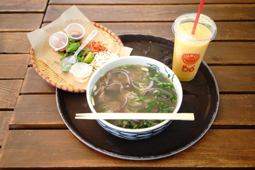 画像: ベトナム料理屋「Bo」のフォー