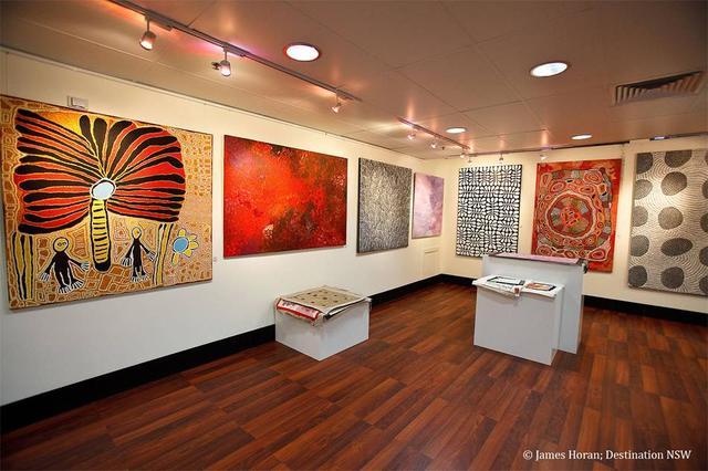 画像: Waradah Aboriginal Centre(ワラダ アボリジナル センター)