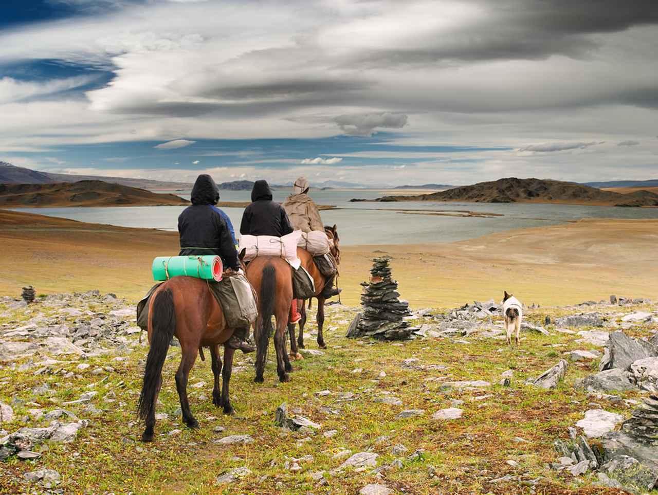 """画像2: """"遊牧民""""気分で過ごす絶景リゾート「テレルジ国立公園」"""