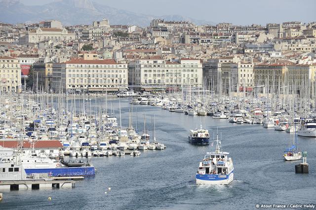 画像3: 地中海に面した港街 マルセイユを旅する