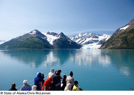 画像2: 山と水と森が織りなす壮大なパノラマ!アラスカ 絶景の大地を旅する