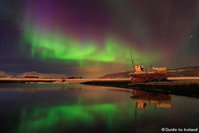 画像1: オーロラ、氷の洞窟、ブルーラグーン……アイスランド・奇跡の色彩に出合う旅