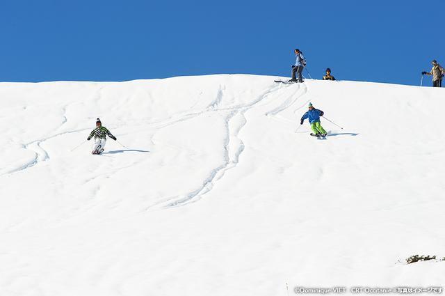 画像1: ピレネー山脈はウインタースポーツの楽園!