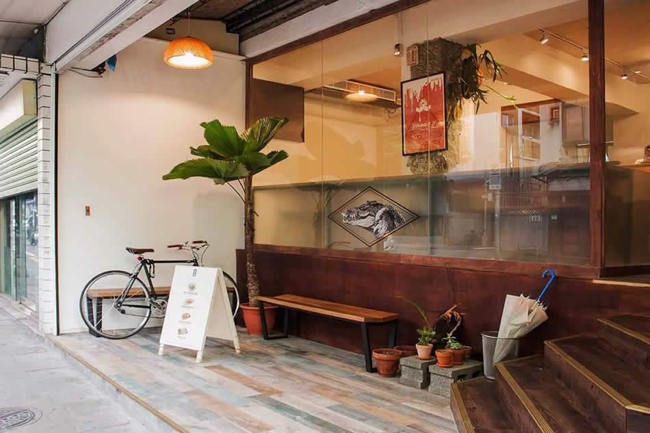 画像: まるでカフェのような外観