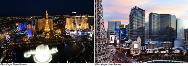 画像1: 夜のラスベガスを楽しむならやっぱりカジノ!ショーやコンサートもおすすめ