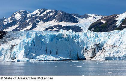 画像1: 山と水と森が織りなす壮大なパノラマ!アラスカ 絶景の大地を旅する