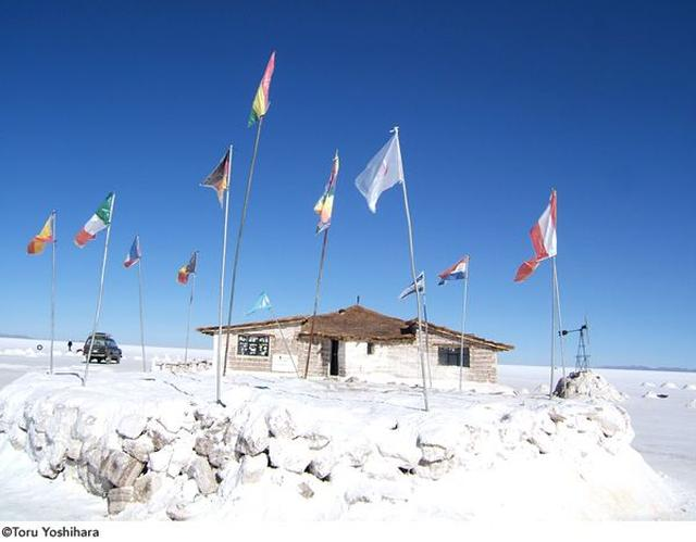 画像3: 世界が憧れる絶景の地へ ボリビア・ウユニ塩湖の太陽と月