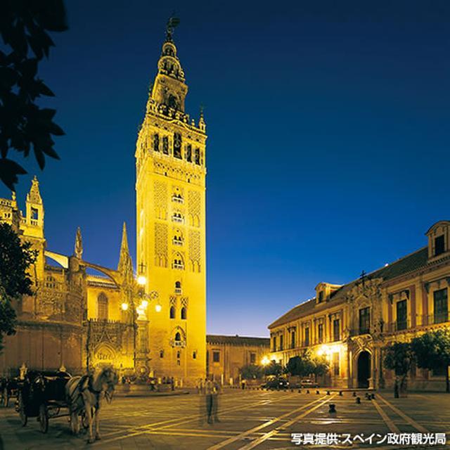 画像2: 美しき街に宿る、アンダルシアの多様な歴史