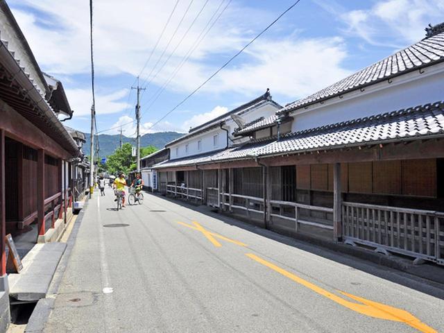 画像: 10:00 城跡や武家屋敷が残る萩城下町を散策