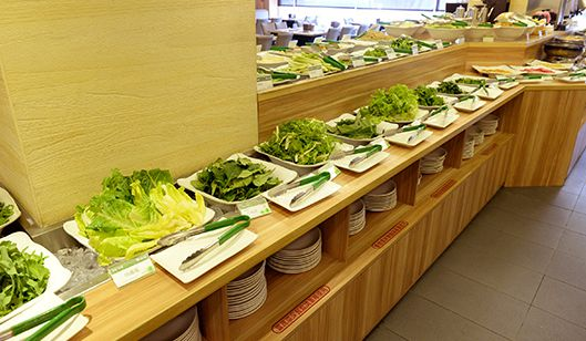 画像: 珍しい野菜や薬草がいっぱい!