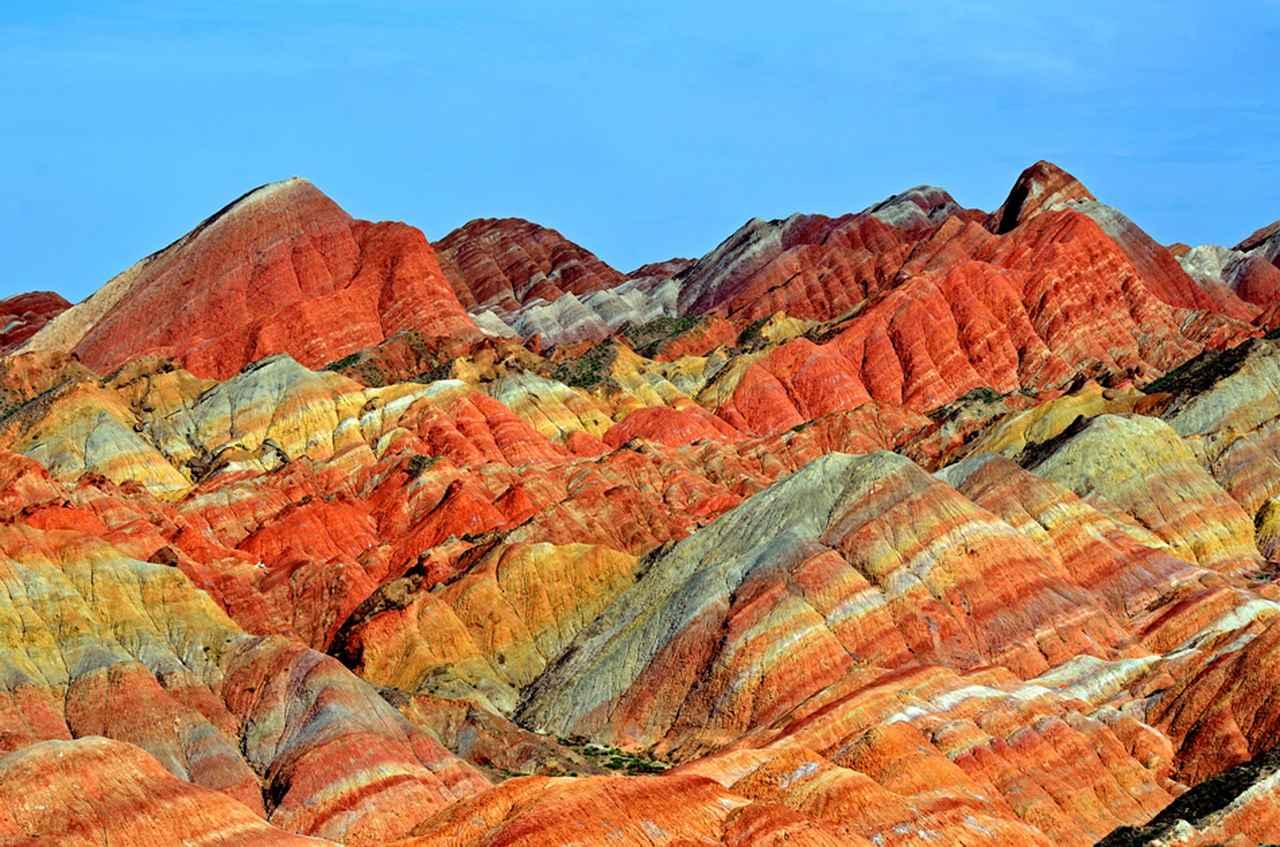 画像: 知られざる絶景の地「張掖丹霞地貌」へ