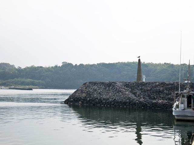 画像: 15:55 萩の世界遺産を巡る3:恵美須ヶ鼻造船所跡