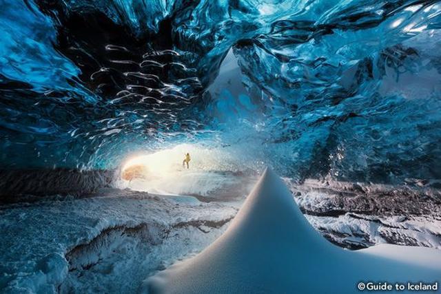 画像3: オーロラ、氷の洞窟、ブルーラグーン……アイスランド・奇跡の色彩に出合う旅