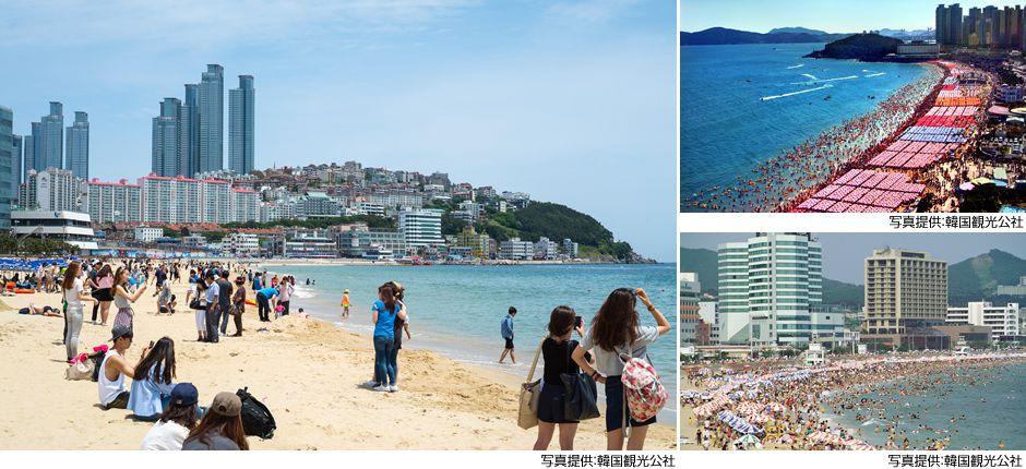 画像: 日本からアクセス抜群の韓国・釜山(プサン)は人気の観光地