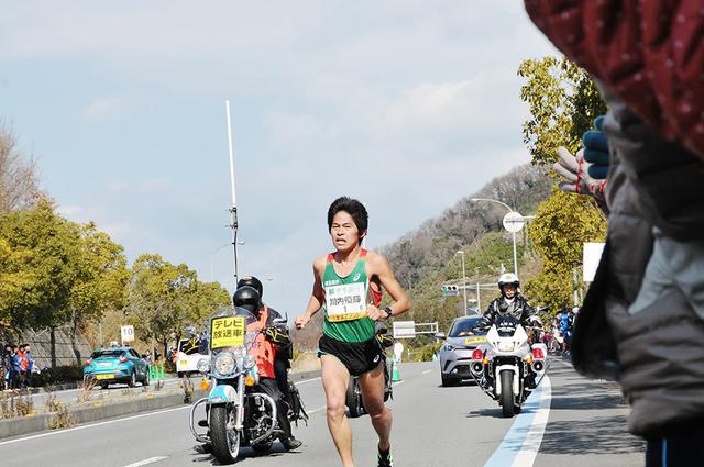 画像1: 一体感に包まれてサブテンを達成した愛媛マラソン