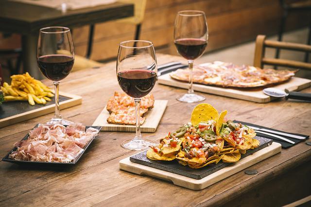 画像: ジンファンデル種でつくられたワインとメキシコ料理は相性抜群 写真提供:Shutter Stock