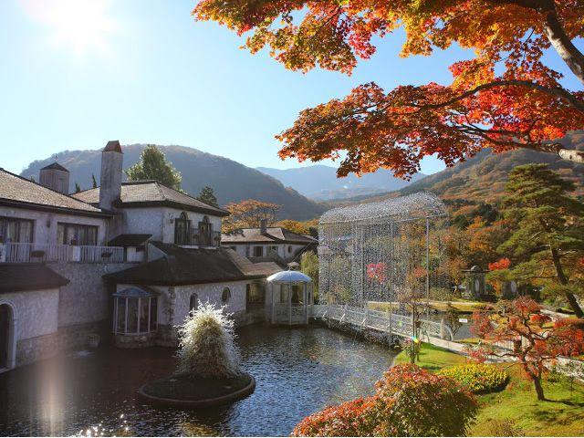 画像1: 芸術・歴史・温泉・自然・グルメ… 五感を使って楽しむ 1泊2日の箱根旅