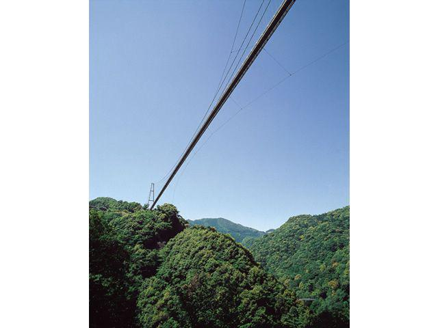 画像: 14:00 綾町 綾照葉大吊橋