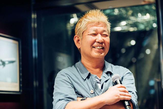 画像: 日本テレビの土屋敏男さん