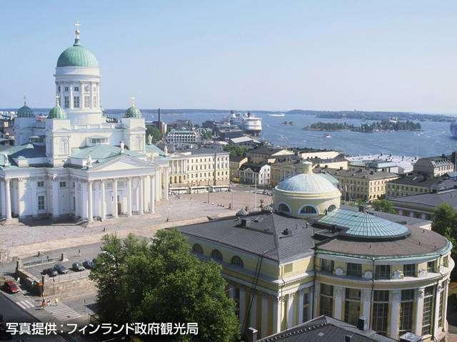 画像5: フィンランド湾に面した二都をめぐる1DAYTRIP