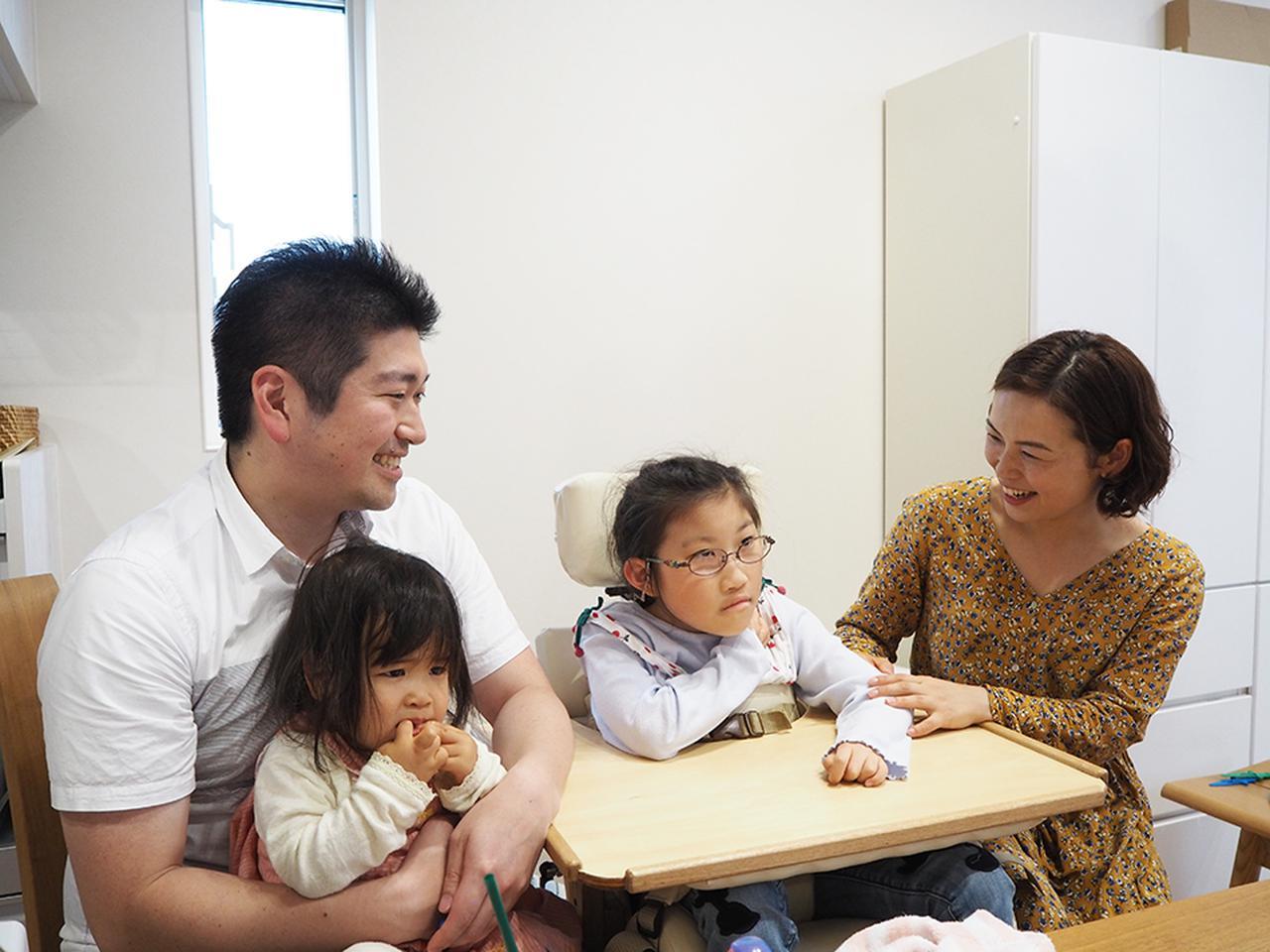 画像: 取材中も元気いっぱいの佐藤さん親子