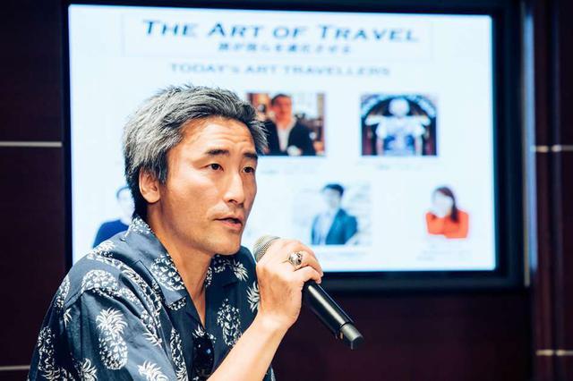 画像: NHKエンタープライズの田邊浩介さん