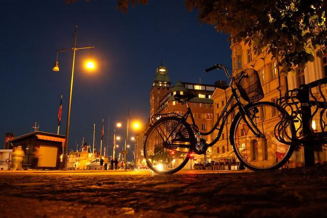 画像: ストックホルムの街並み