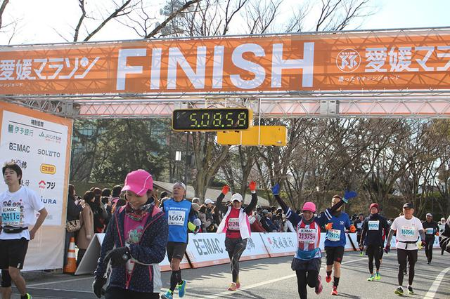 画像2: アスリートから一般市民まで、すべてのランナーのチャレンジをフルサポートする愛媛マラソンの魅力とは?