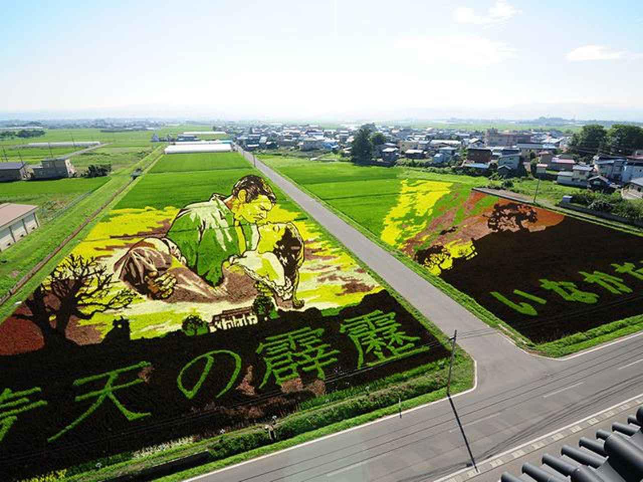 画像4: ねぶた祭から田んぼアートまで! 伝統&アートが楽しい青森旅!