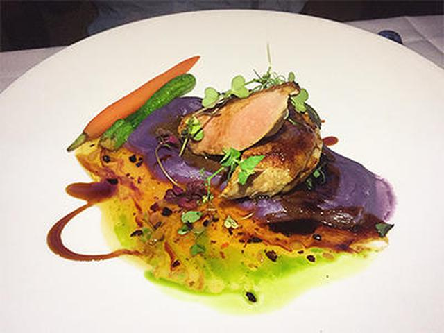 画像: Seared Hudson Valley Duck Breast