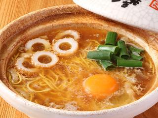 須崎名物 鍋焼きラーメン