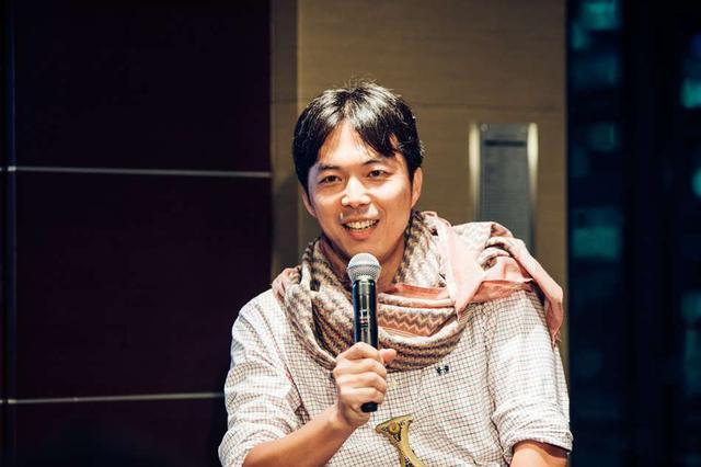 画像: フジテレビの清水俊宏さん