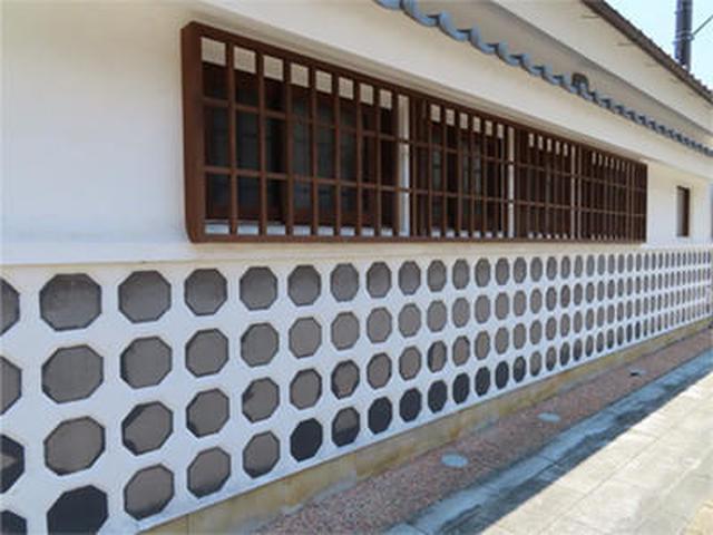 画像: 美しい「なまこ壁」