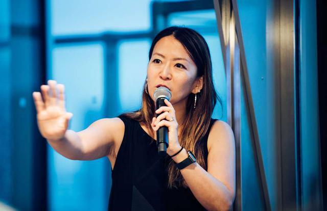 画像: イベントの企画者、株式会社HEART CATCH代表の西村真里子さん