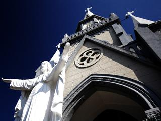 三浦町カトリック教会 聖心天主堂