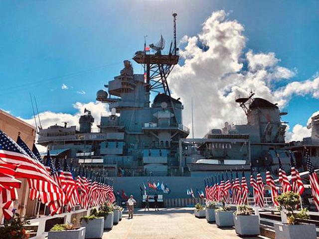 画像2: (ハワイ)現地スタッフが体験!~ホクレア パールハーバー戦艦ミズーリ&航空博物館~