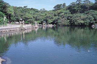 笠山・明神池