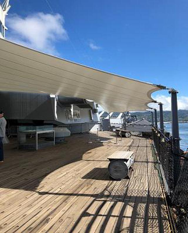 画像4: (ハワイ)現地スタッフが体験!~ホクレア パールハーバー戦艦ミズーリ&航空博物館~