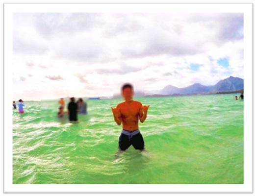 画像6: (ハワイ)現地スタッフが体験!~KBOS 天国の海®ツアー~