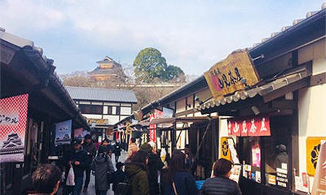 画像2: 熊本城の秘密