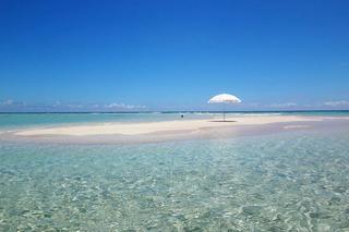 与論島「百合ヶ浜」