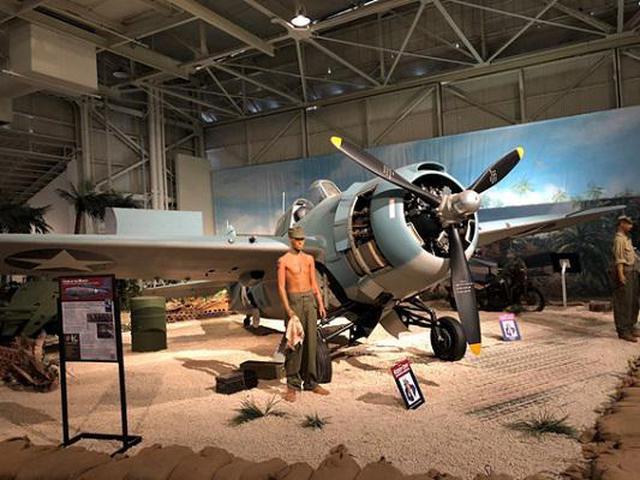 画像7: (ハワイ)現地スタッフが体験!~ホクレア パールハーバー戦艦ミズーリ&航空博物館~