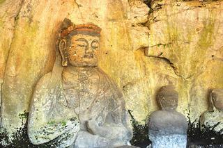 国宝 臼杵石仏