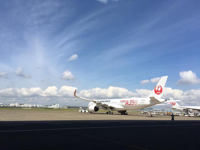 """画像1: Airbus社の""""日本好きチーム""""と、世界でひとつのJAL仕様を目指して"""