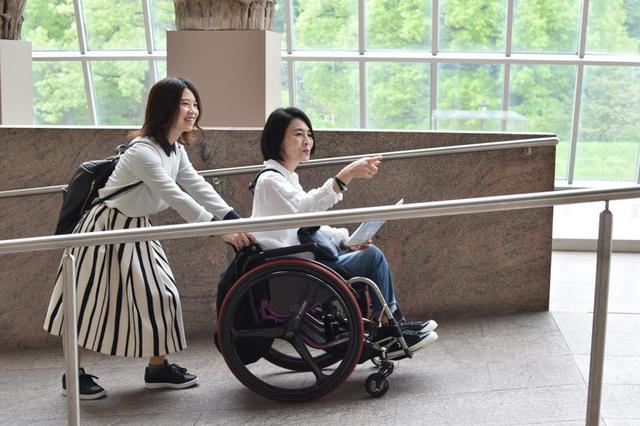 画像2: 車いすでも浮足立つ、ニューヨーク観光