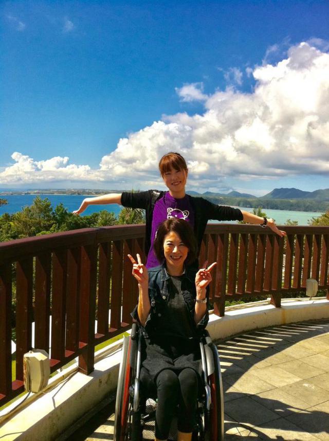 画像: 母が車いす生活になってから初めて行った沖縄旅行。諦めを覆す夢のような旅でした。