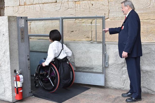 画像3: 車いすでも浮足立つ、ニューヨーク観光