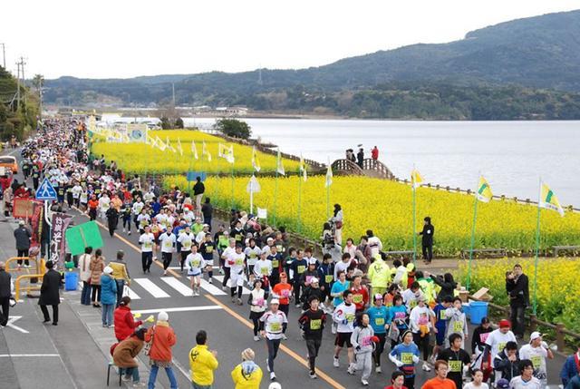 画像1: 初めてのフルマラソン挑戦!42.195kmを完走するコツと『いぶすき菜の花マラソン』のすすめ